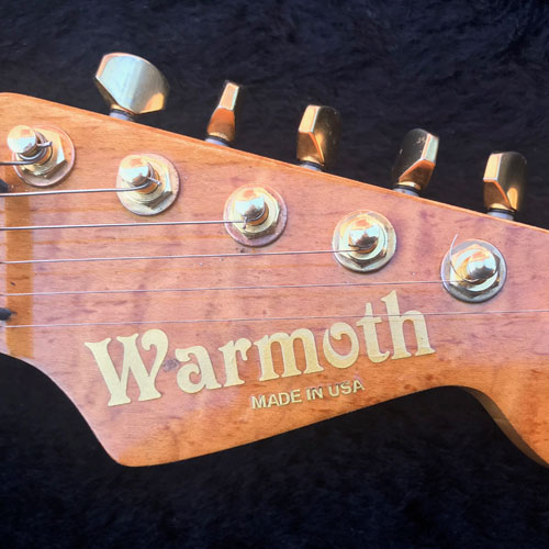 Guitare Warmoth