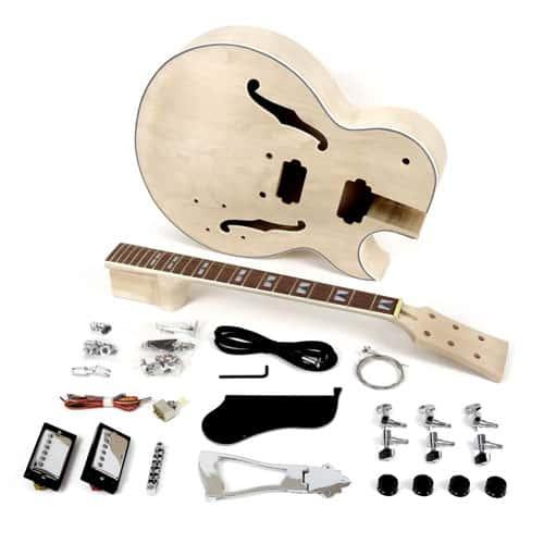 Guitare en kit
