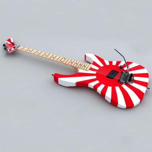 Guitare MIJ