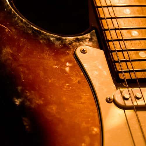 Guitare vintage