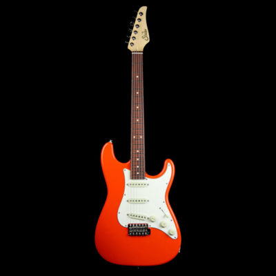 Guitare éléctrique solid body type Superstrat