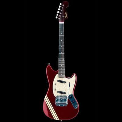 Guitare éléctrique solid body type Mustang
