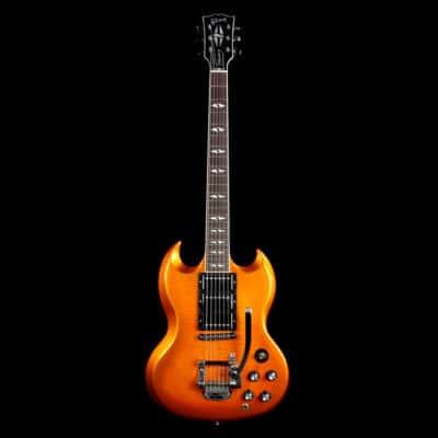 Guitare éléctrique type SG Gibson