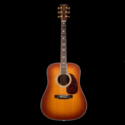 Guitare folk dreadnought