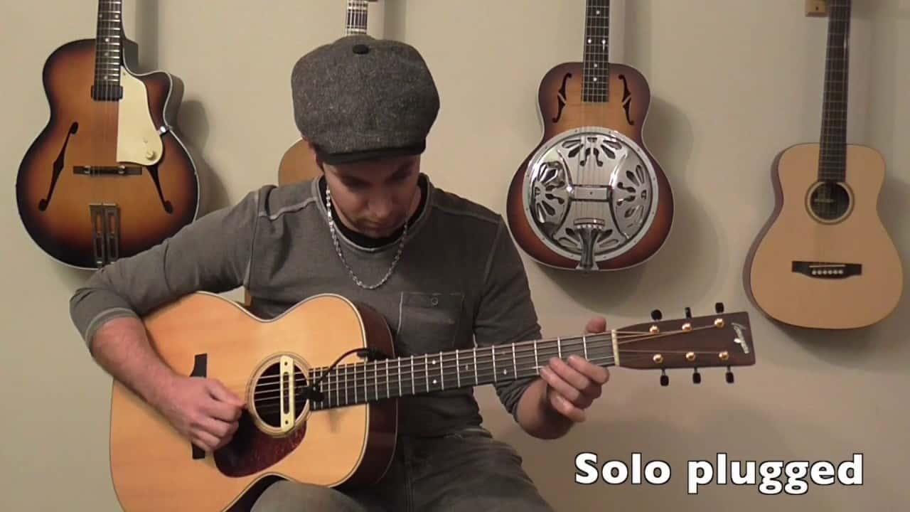 Guitare BOURGEOIS 00 Classic
