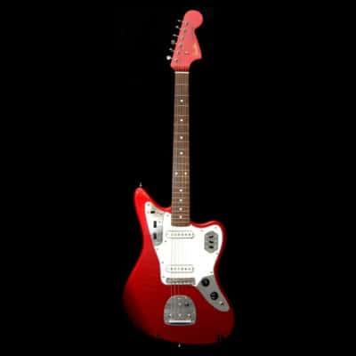 Guitare éléctrique solid body type Jaguar Fender