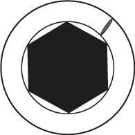 schéma Hex Core