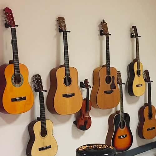 Guitares en vente dans la boutique Guitorama Tarare