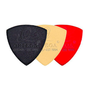 ORTEGA extra large leather picks