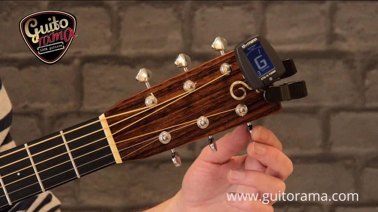 Apprendre comment accorder sa guitare Tuto 1/2