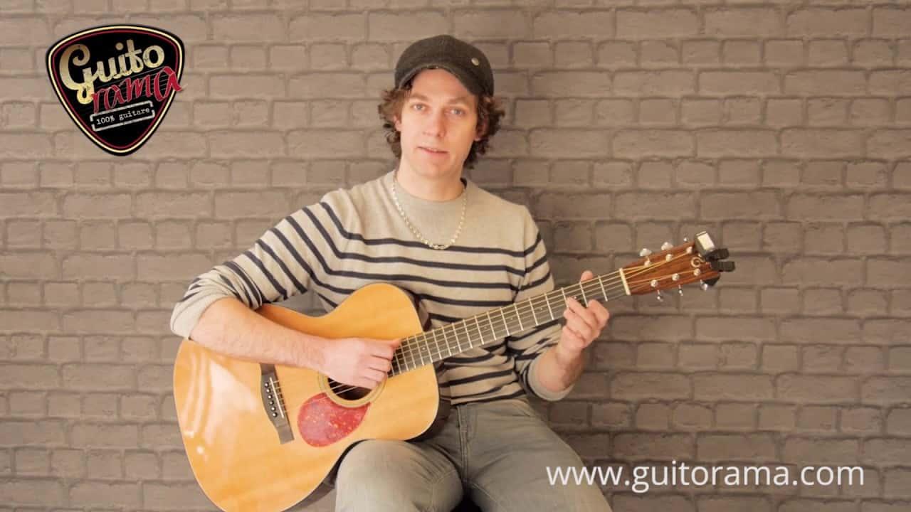 Apprendre comment accorder sa guitare Tuto 2/2