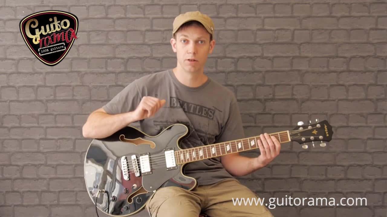 Apprendre la technique du slap à la guitare – Quand la guitare imite la basse