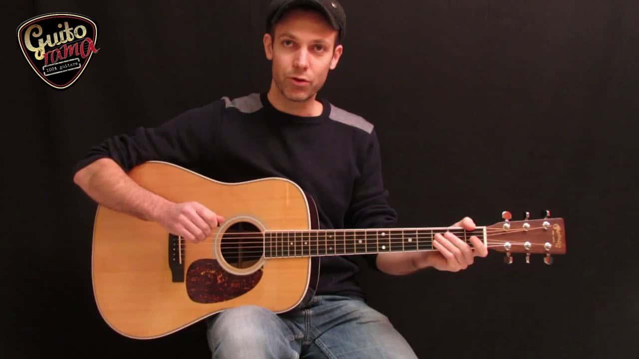 La revue guitare au banc d'essai : MARTIN HD35