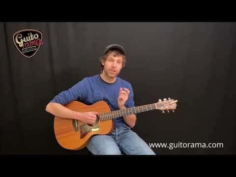 Apprendre à jouer la gamme orientale ou gamme Arabe à la guitare (Tuto 1/2 – Le démanché)
